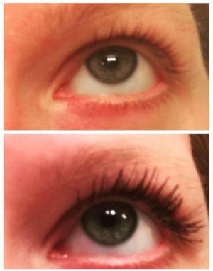 Naturally long lashes without extensions