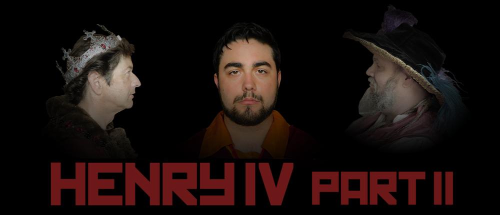 Henry IV, Part 2 Website Banner