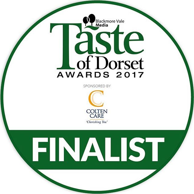 Thank you @blackmorevalemedia for selecting us as a finalist in the Best meat produce award 2017! We are chuffed! #tasteofdorset #bestmeat #bestfarm #localfarm #foodawards #finalist