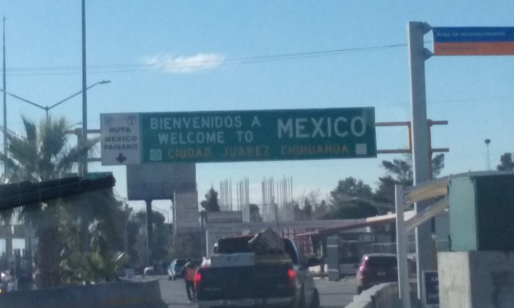 Welcome to Mexico!