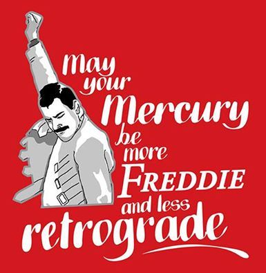 From poorasfolk.com. Freddie was Virgo, ruled by Mercury.