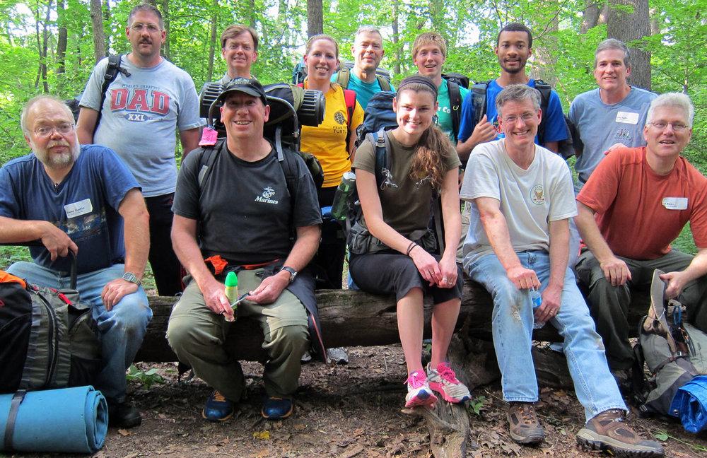 wilderness first aid class arlington va