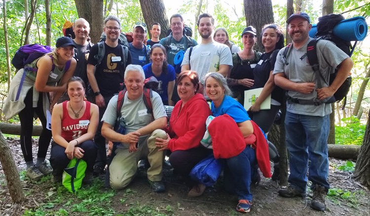 Wilderness First Aid Training in Pennsylvania