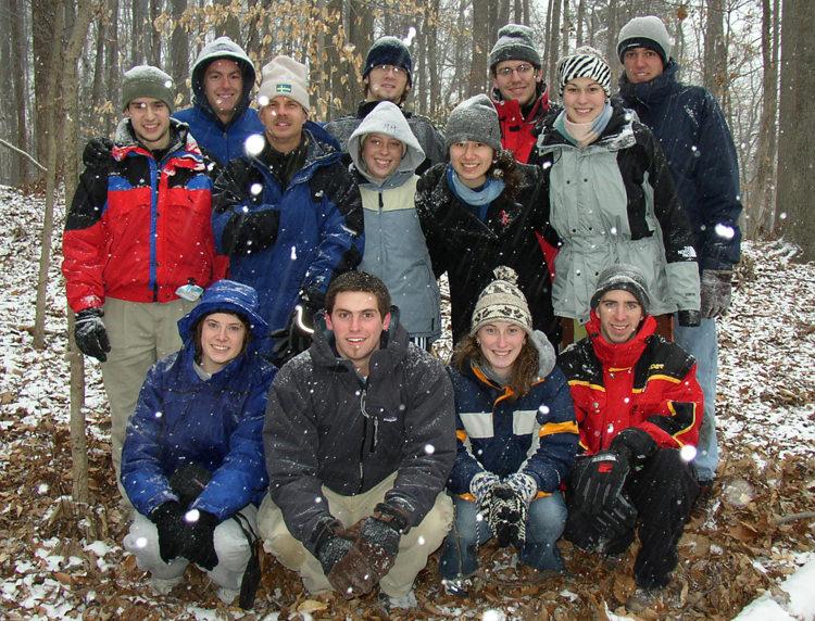 Wilderness First Aid Class in Richmond VA