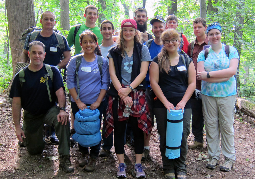 Wilderness First Aid training in July