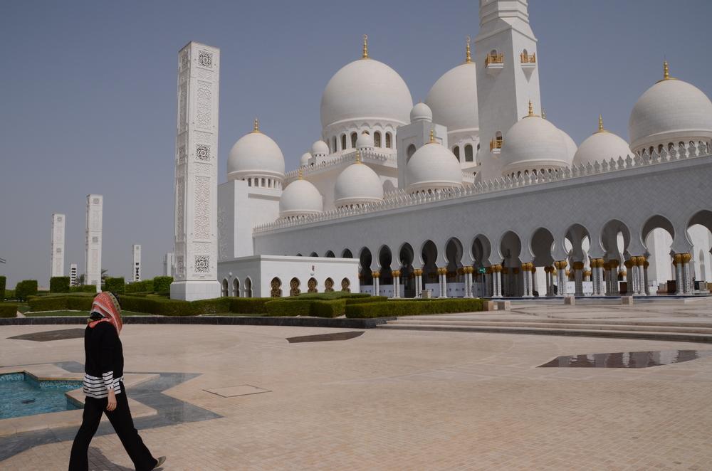 in Abu Dhabi, 2014