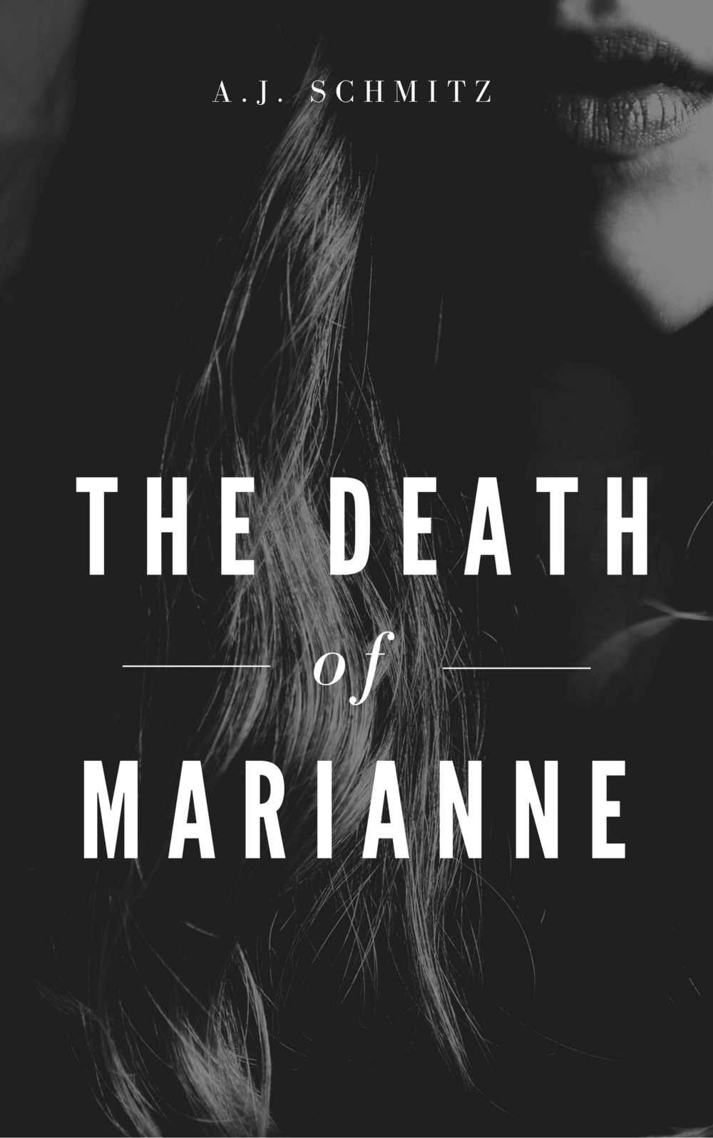 The Death Of Marianne - Kindle.png