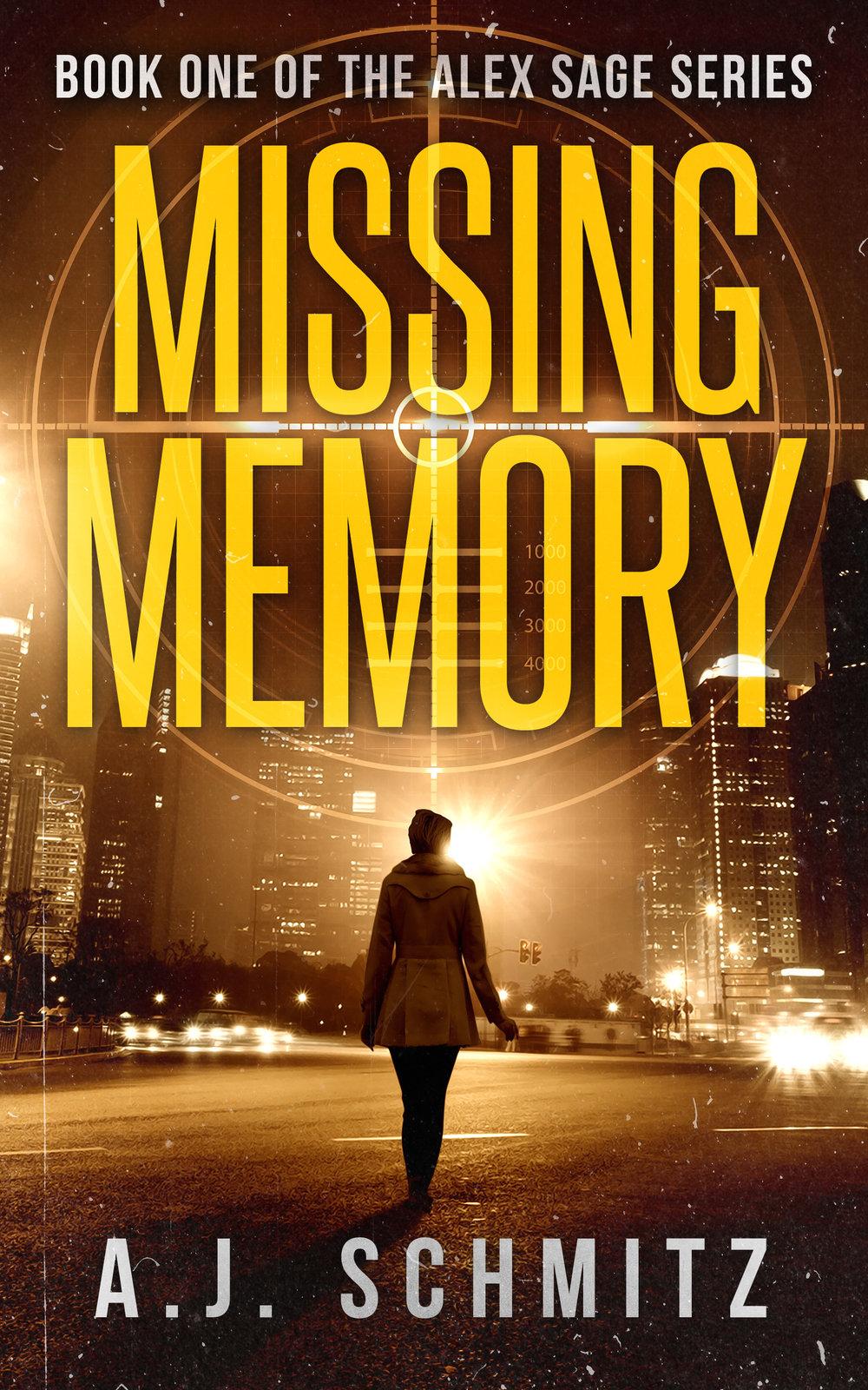 Missing Memory (Alex Sage Book 1) - Ingram Spark.jpg