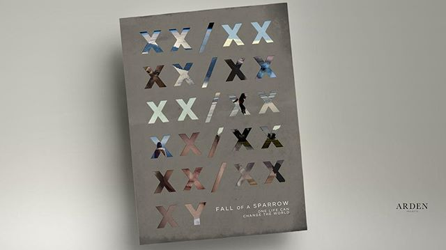 Fall of a sparrow alt cover by Arden Projects. #GraphicDesign #LosAngelesDesignFirm #DigitalCollage conceptualart #JacobArdenMcClure #designer #designartist #bookcover #layoutdesign #xy #coverdesign