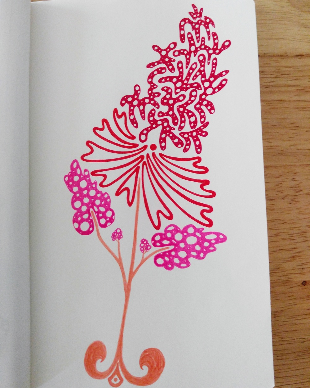Zentangle: Foxglove