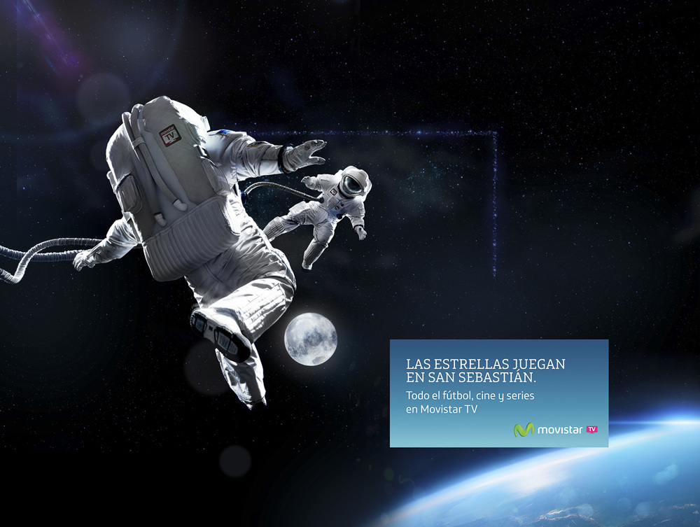 Astronauta Movistar+