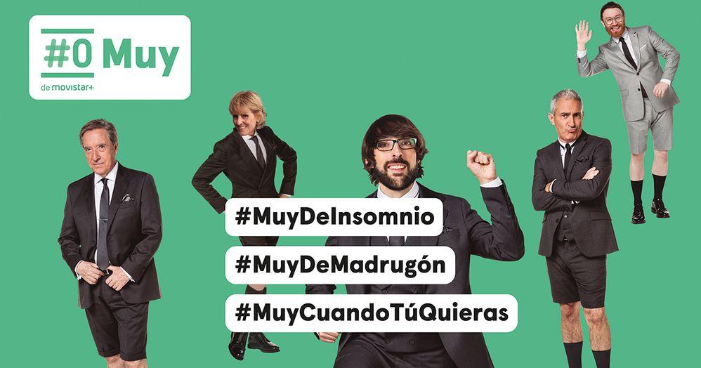 Campaña #Muy de Movistar+