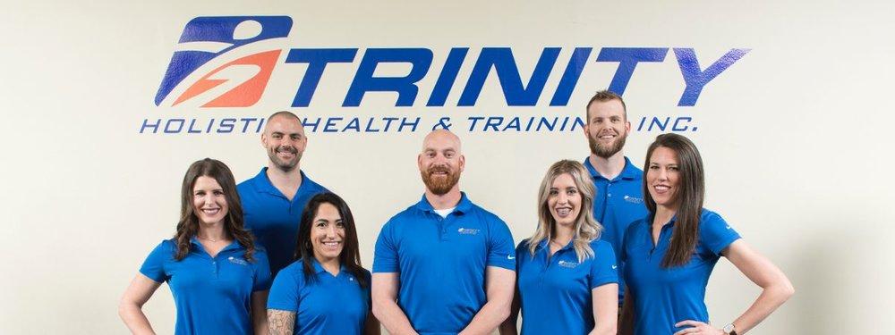 Trinity Team Header
