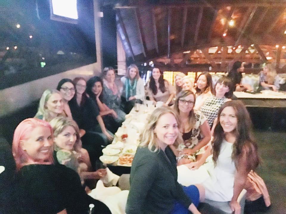 Women Networking in Los Angeles