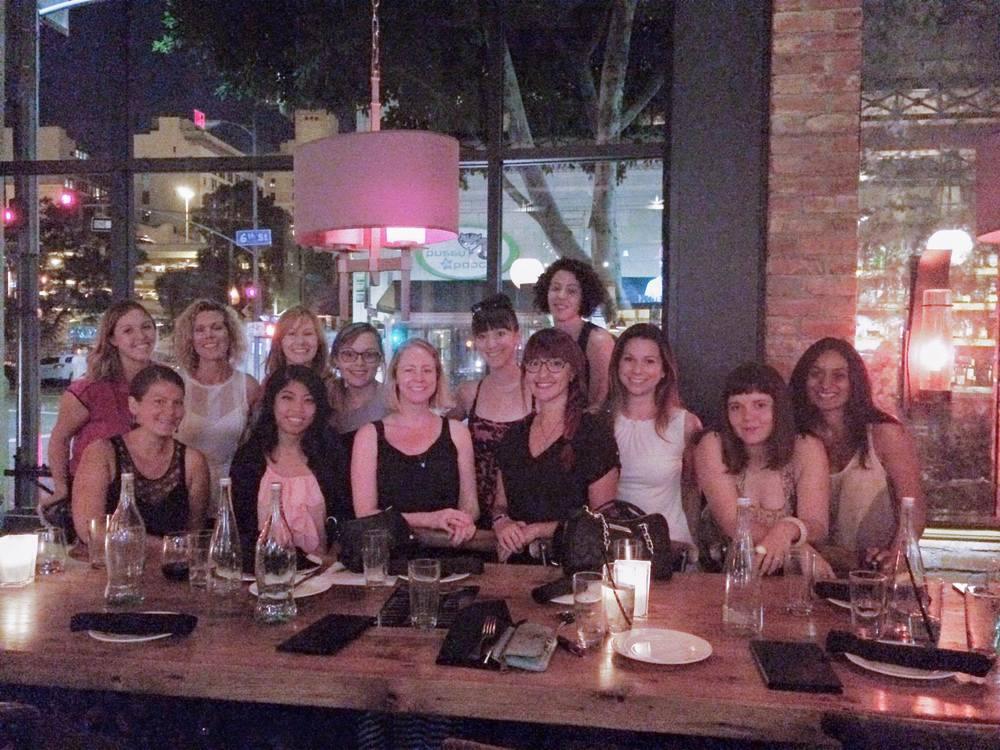 Women Networking Los Angeles