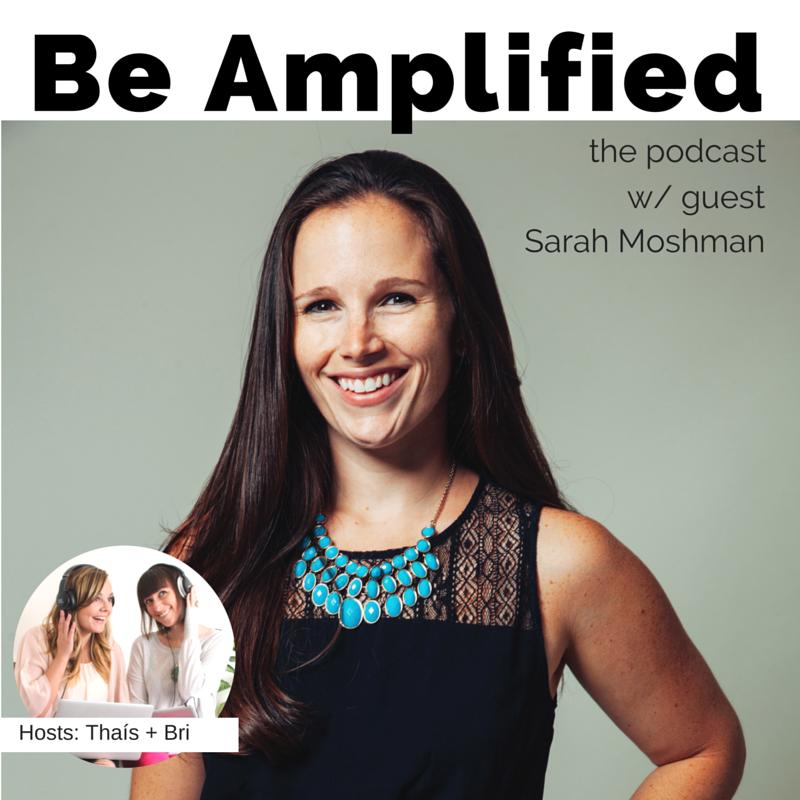Sarah Moshman Networking Podcast Los Angeles
