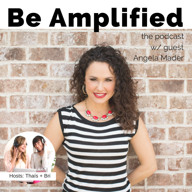 Angela Mader Networking Podcast Los Angeles
