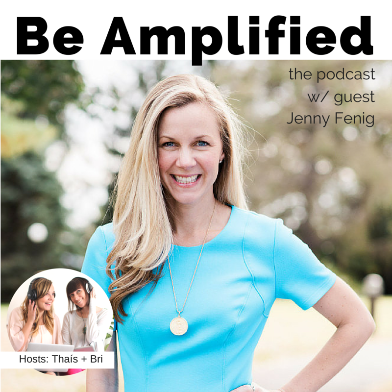 Jenny Fenig Podcast Networking Los Angeles