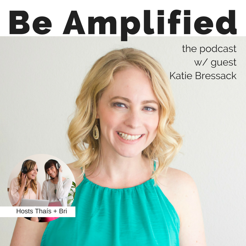 Katie Bressack Networking Podcast Los Angeles
