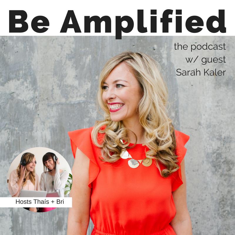 Sarah Kaler Networking Podcast Los Angeles
