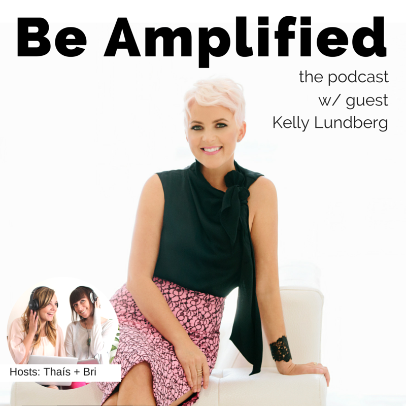 Kelly Lundberg Networking Podcast Los Angeles