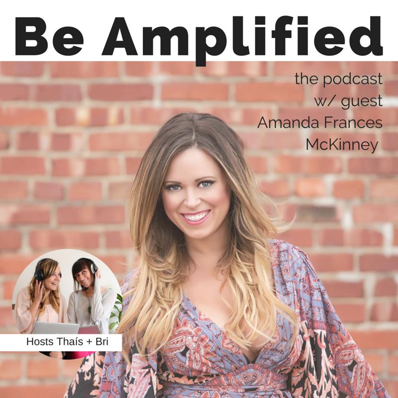 Amanda Frances McKinney Networking Podcast Los Angeles