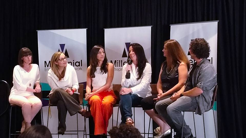 womens entrepreneur speaker panel los angeles