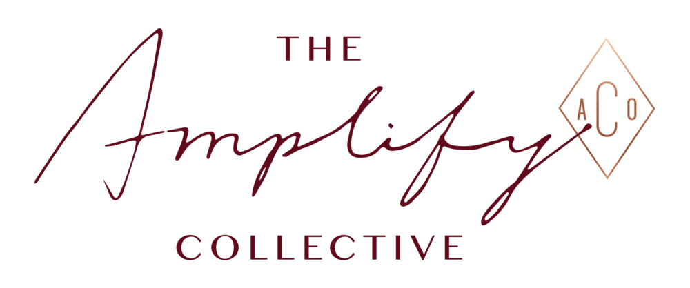 The Amplify Collective Logo Los Angeles Networking