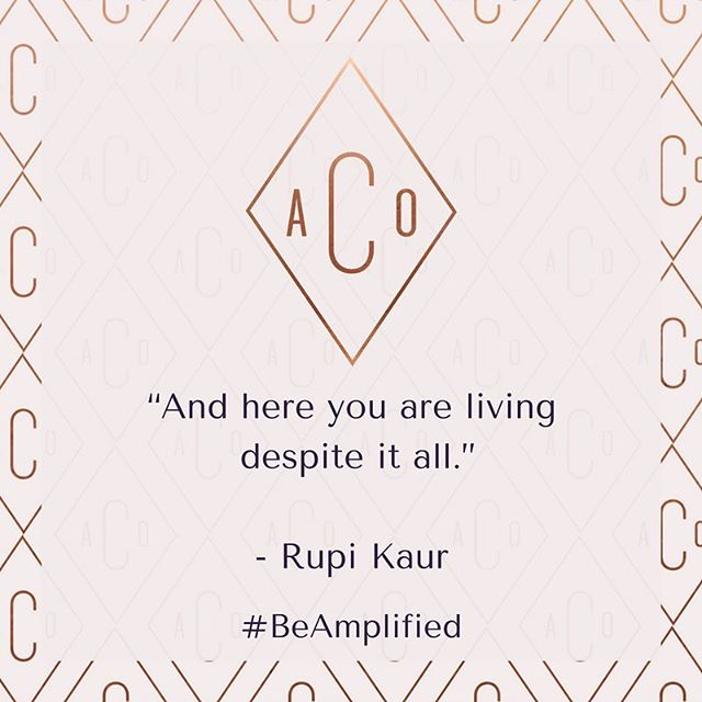 take a moment to appreciate your resilience.  #beamplified #NSPW
