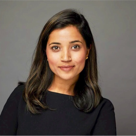 Somya Kaushik ,  CEO & Founder of Esq. Me, Inc. Before starting her own company, she was a Litigator in New York working in the areas of Corporate Law and Intellectual Property. Esq. Me, Inc. serves small law firms.