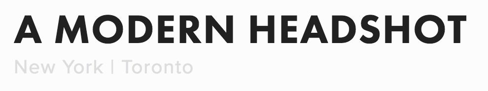 A Modern Headshot.png