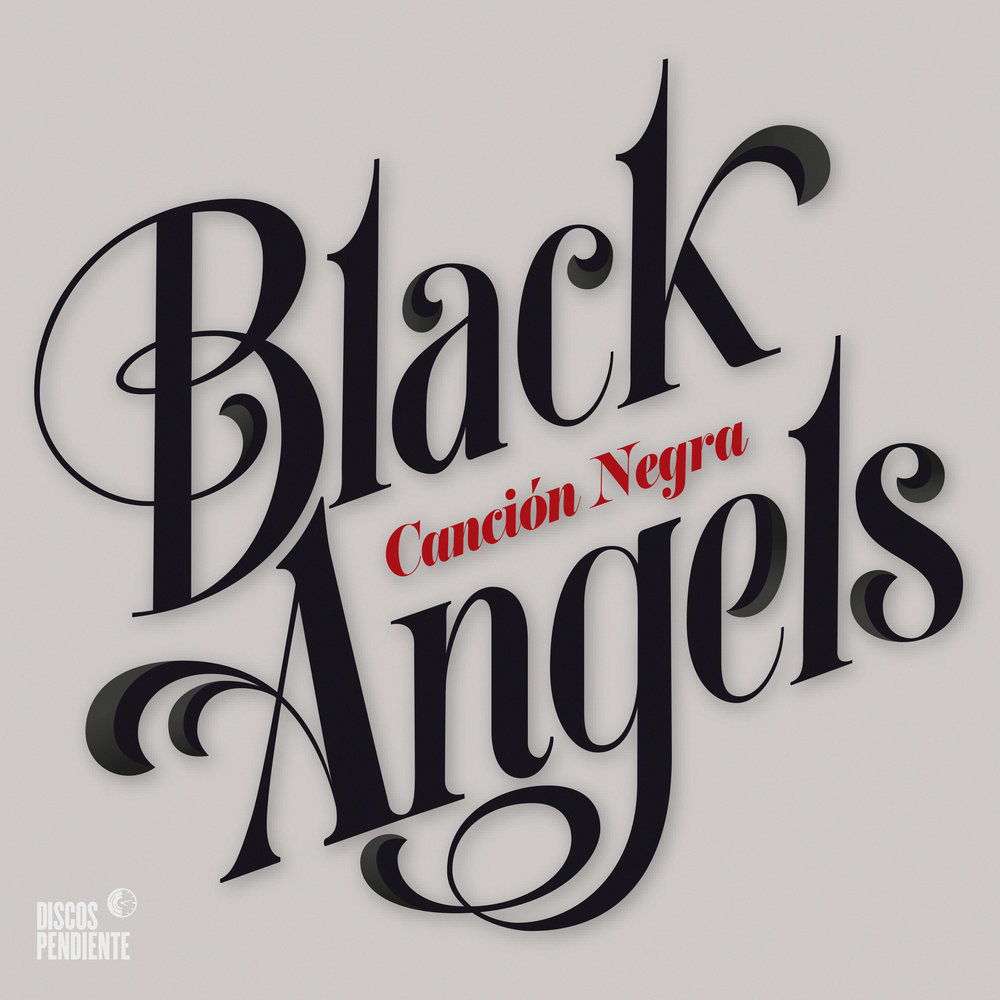 Canción Negra - Black Angels (DPCD40)