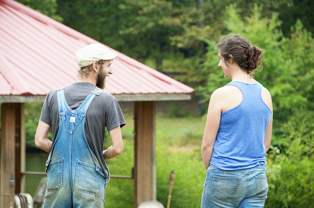 Pickards Mountain Eco Institute - Chapel Hill, NC - Sustainable Community Living