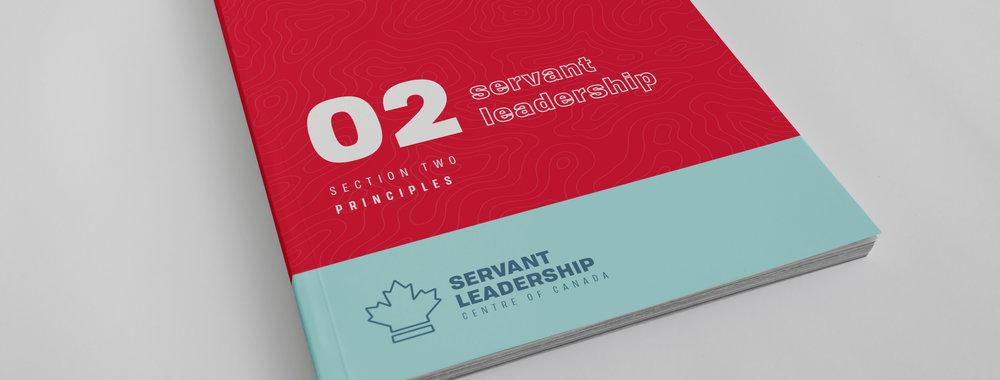 Branding Company Regina - Makewell Creative Co. - Servant Leadership Centre of Canada