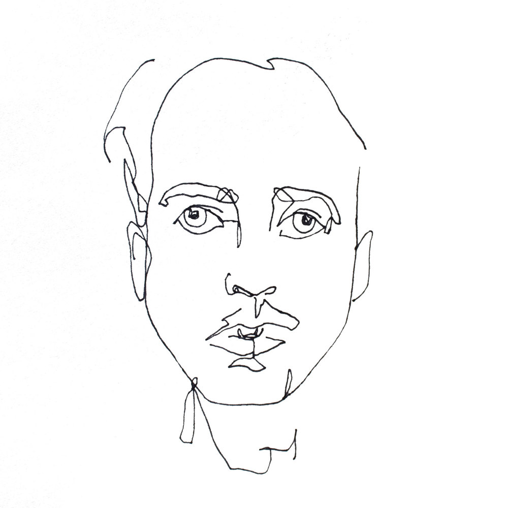 All We've Known / Line Drawing 1/2
