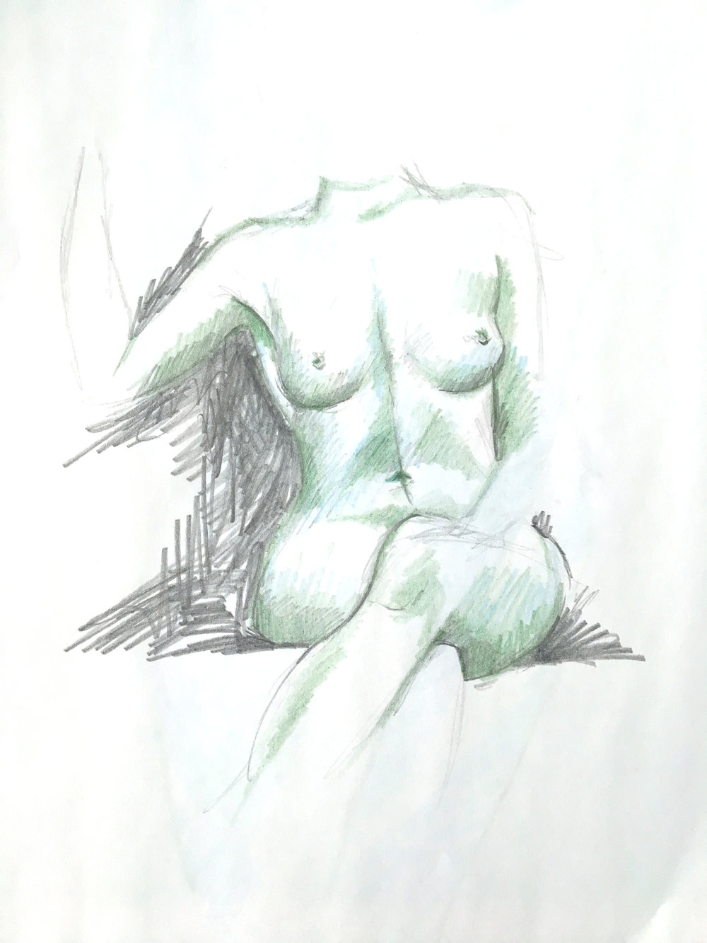 Life Drawing 6