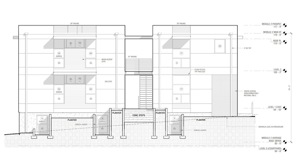 Multi-Family : Revit | AutoCAD