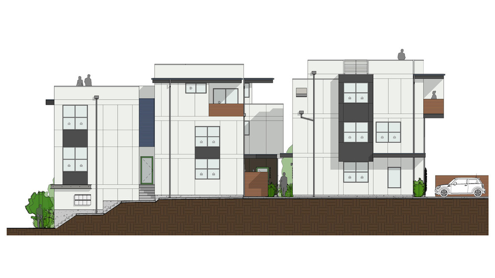 Multi-Family : Revit