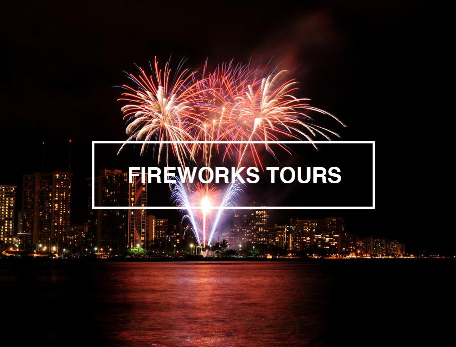 FIREWORKS TOUR
