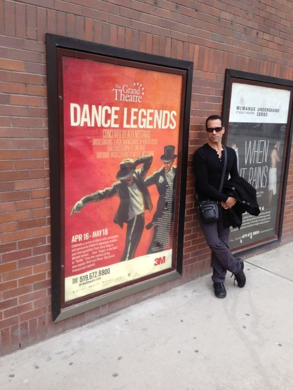 Dance Legends at the Grand Theatre