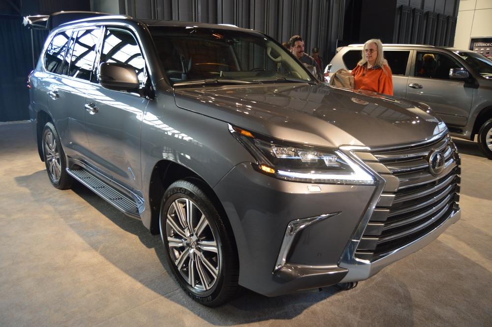 lexus shown canada parchment with interior tile en rear lx seat leather entertainment x premium automobiles