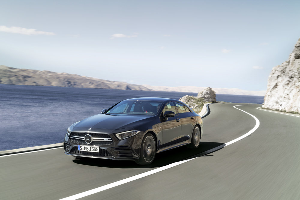 NAIAS18: Faster AMG-53 Powertrain for CLS, E-Class Coupe and ...