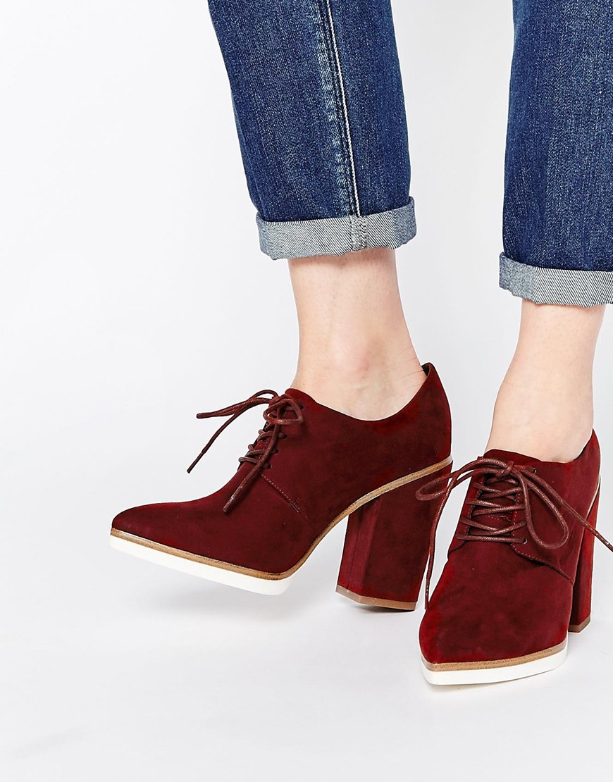 Asos On a Roll Booties