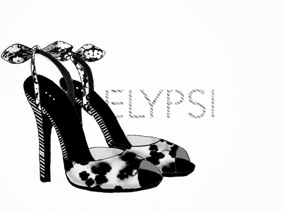 BW posies heels.jpg