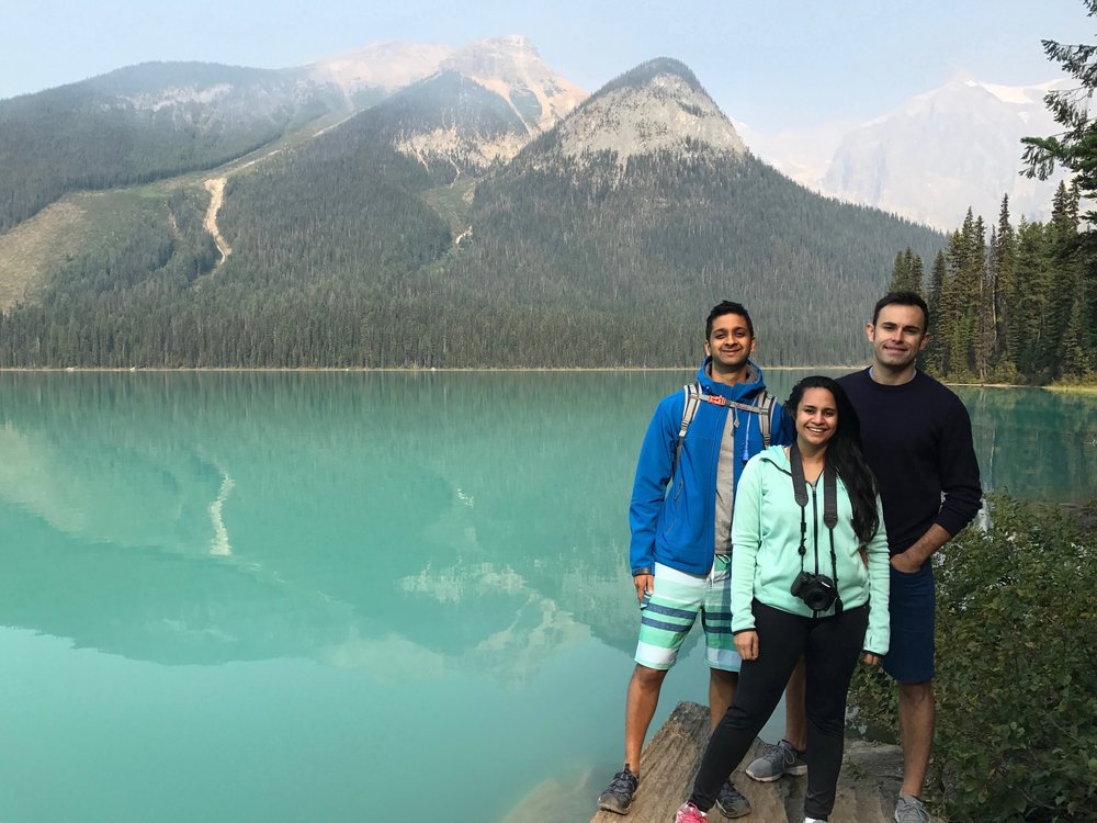 Emerald Lake Yoho Banff National Park Canada Tour Guide Itinerary Charisma Shah