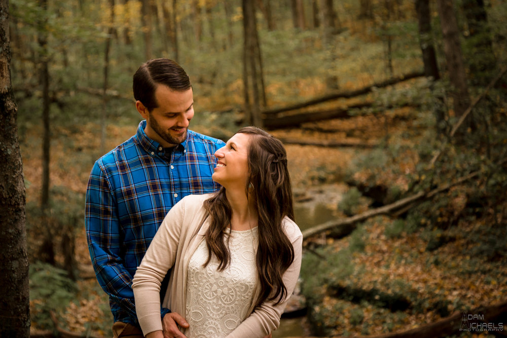 McConnell's Mills Engagement Photographer-7.jpg