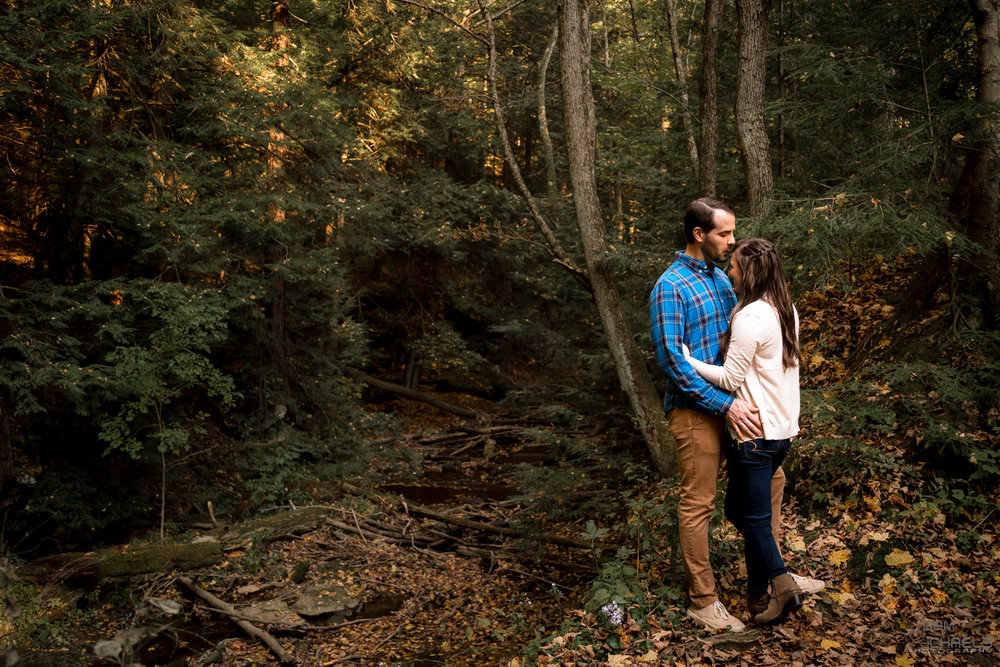 McConnell's Mills Engagement Photographer-8.jpg