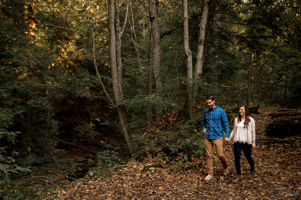 McConnell's Mills Engagement Photographer-10.jpg