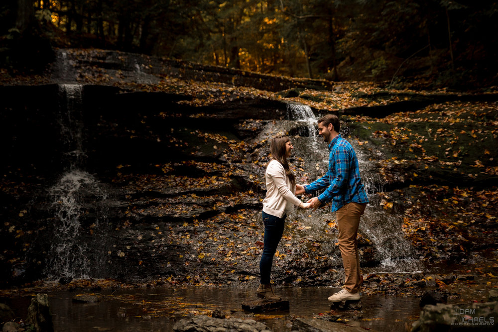 McConnell's Mills Engagement Photographer-17.jpg