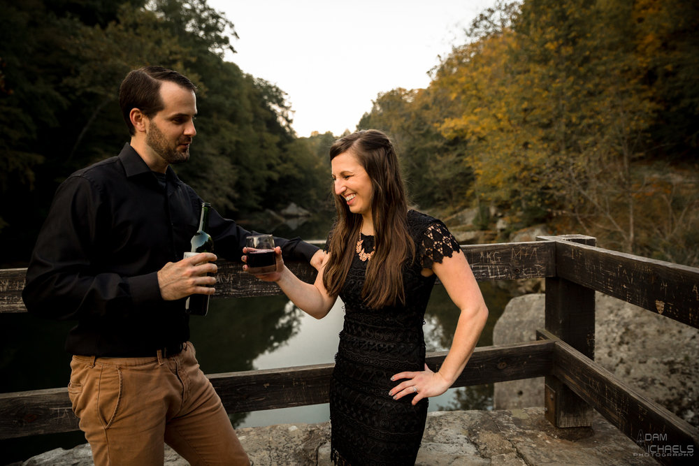 McConnell's Mills Engagement Photographer-33.jpg